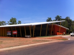 Kununurra Library and Teachers Training Facility