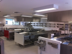 Moora High School Commerical Kitchen